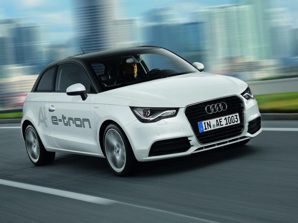 Audi A1 e-Tron (2013)