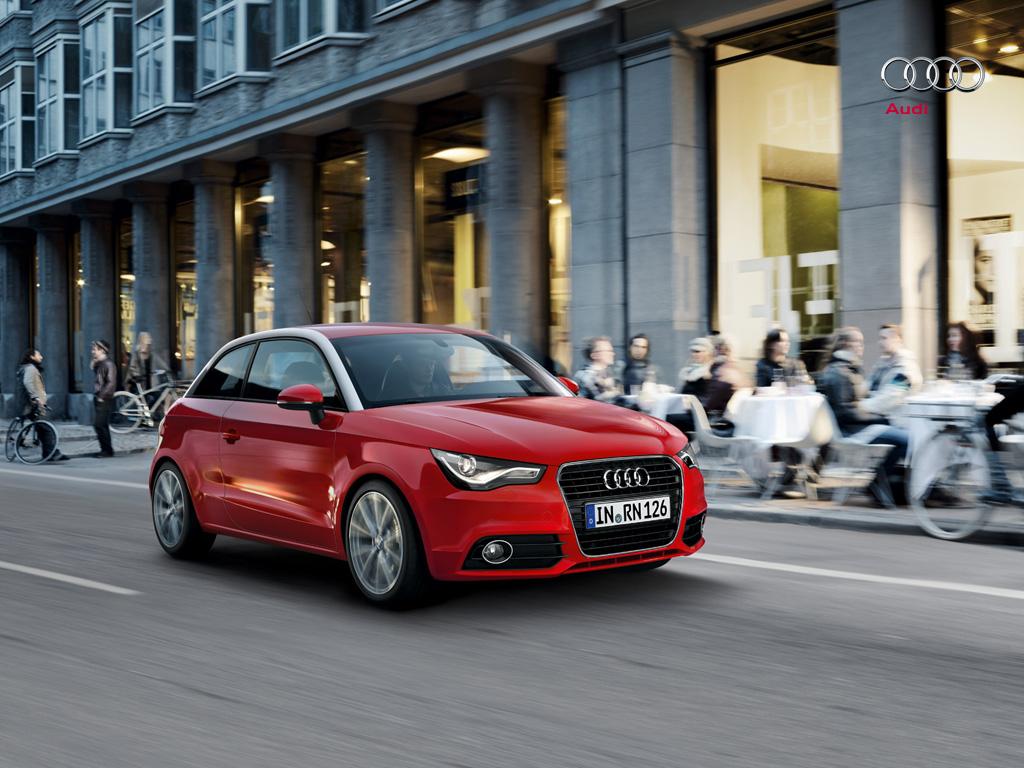 Audi A1 Test