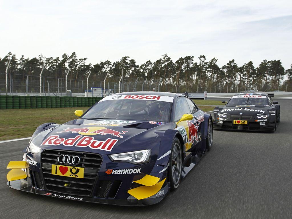 Das sind die Autos der diesjährigen DTM 2012