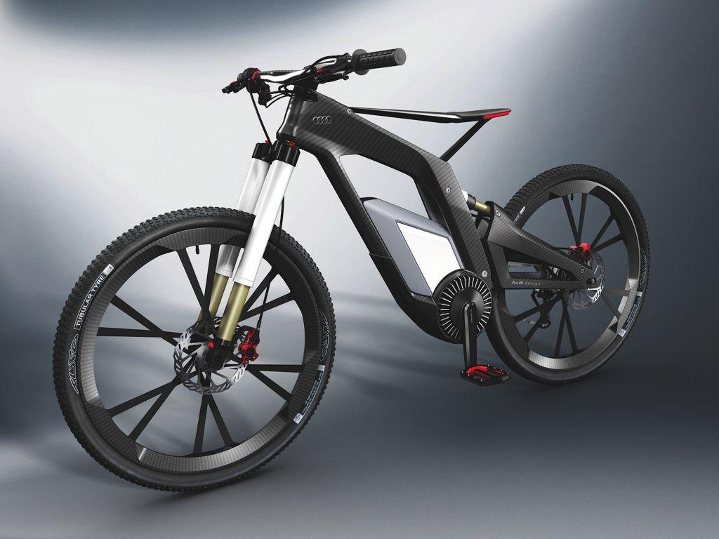 Audi e-Bike (2012)