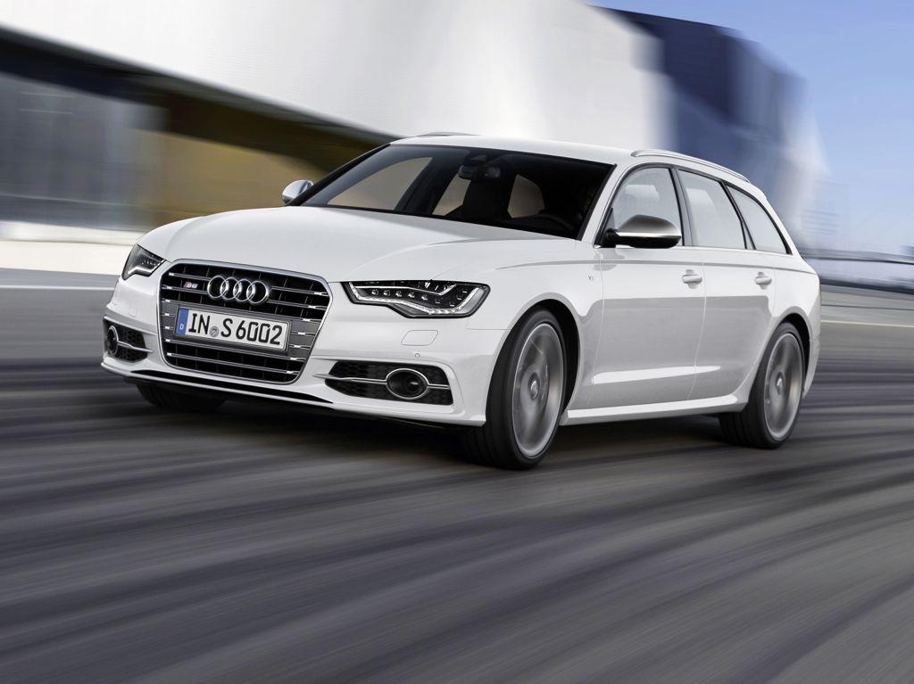 Audi S6: Mit 420 PS im Familienkombi