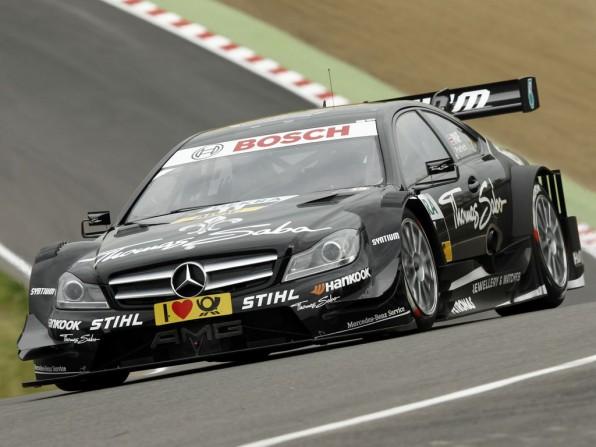 DTM 2012: Gary Paffet siegt in Brands Hatch