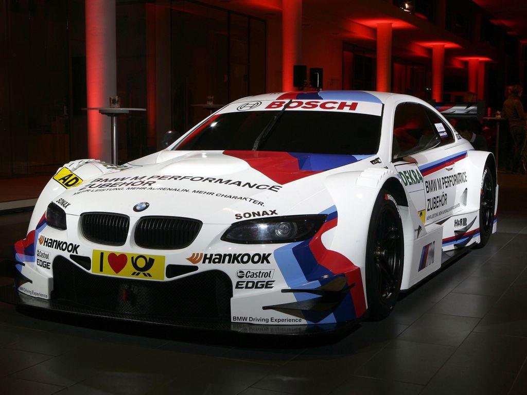 BMW Team der DTM 2012