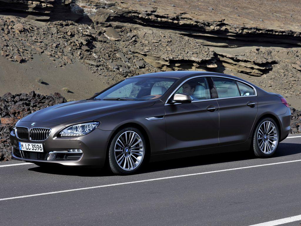BMW 6er Gran Coupe Preis 79.500 Euro
