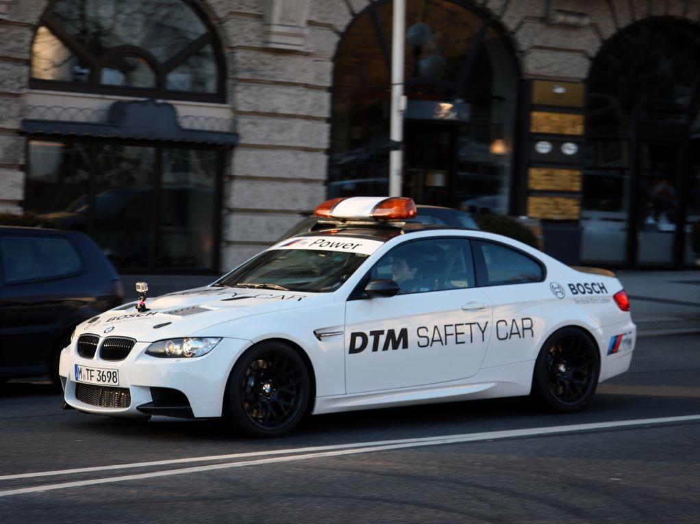 DTM 2012 Safety Car – BMW
