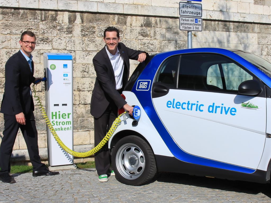 Zehn Jahre Steuerfreiheit für Elektroautos