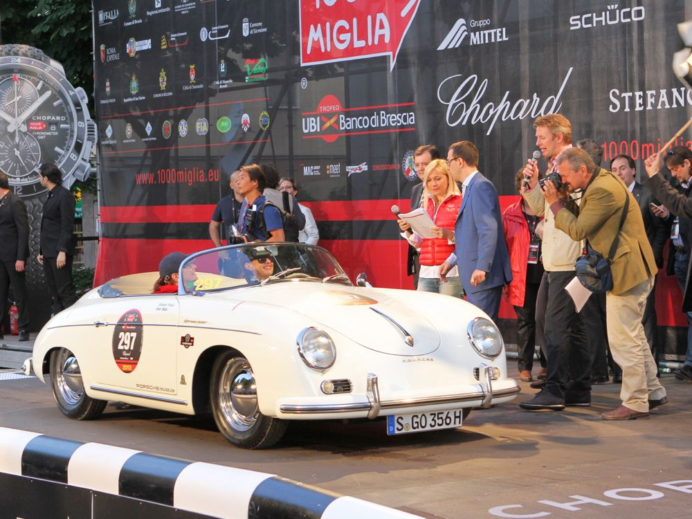 Faszination Mille Miglia 2012