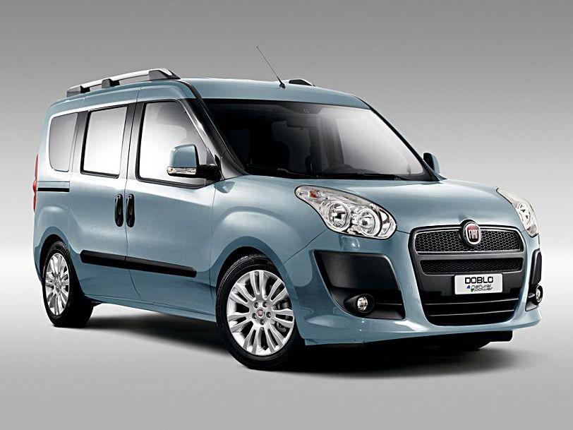 Fiat Doblo (2012)