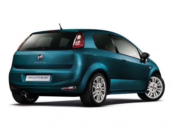 Fiat Punto More (20129