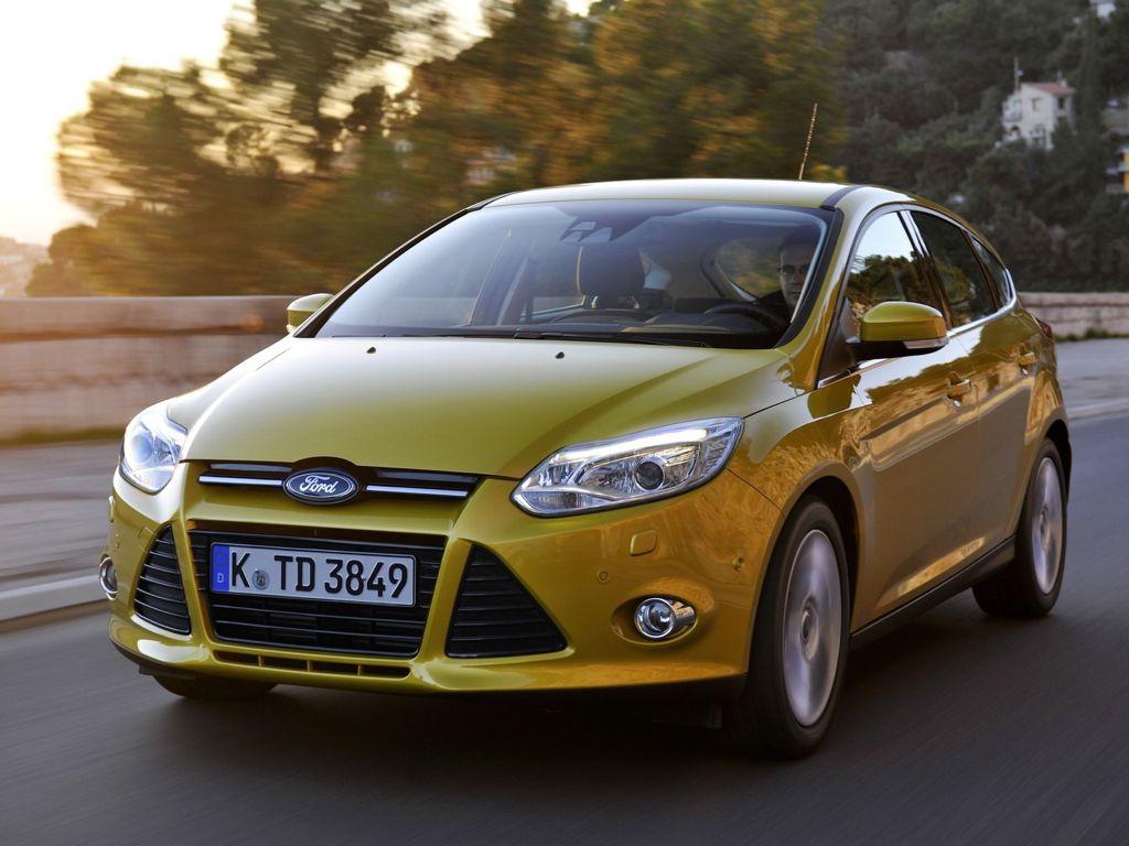 Ford Focus (2012)