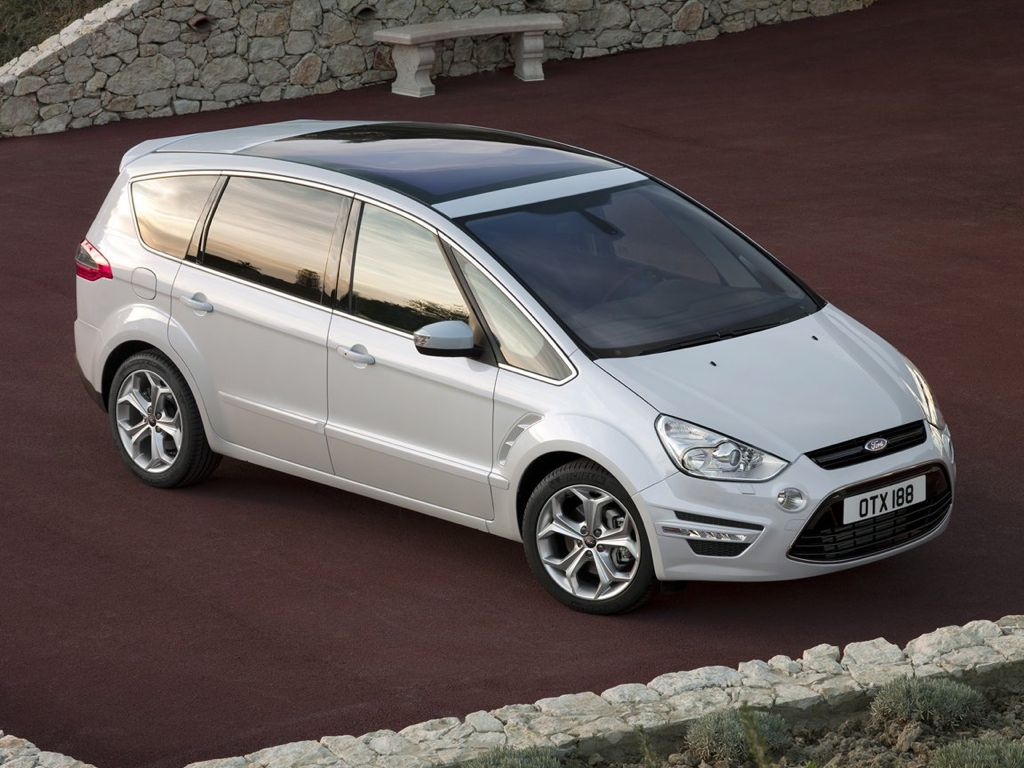 Ford S-Max (2012)