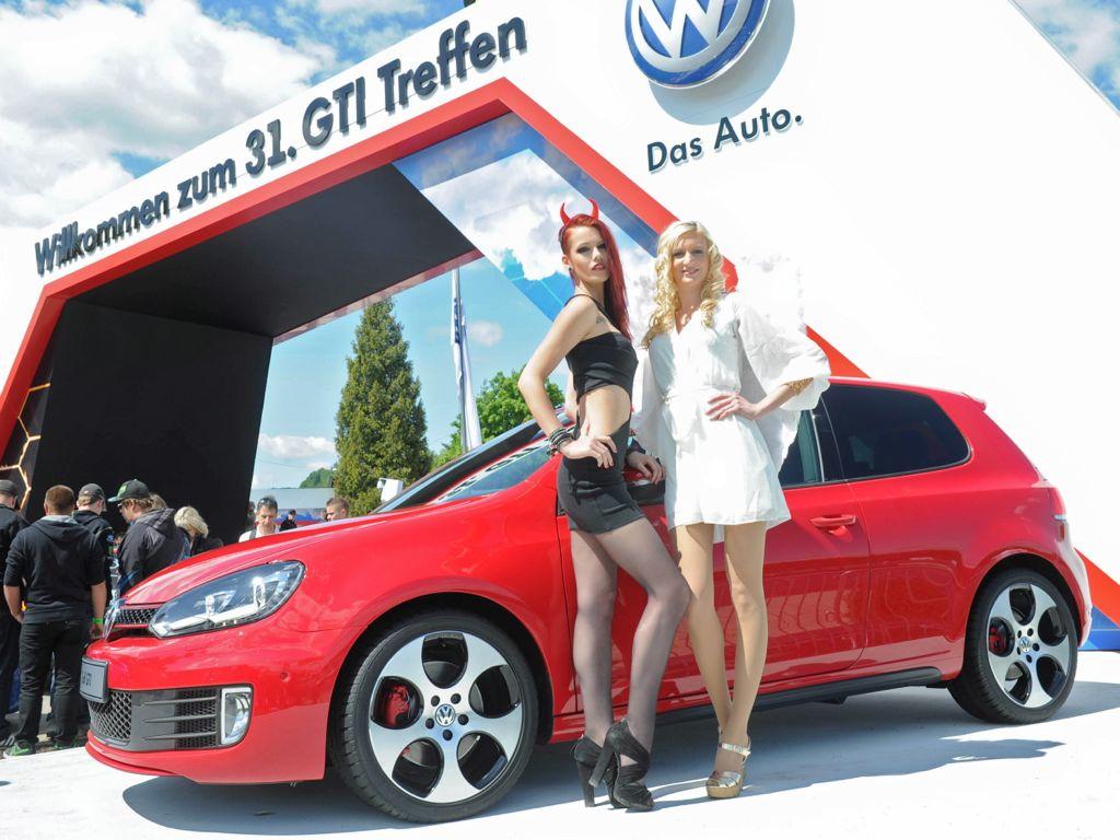 Golf GTI Treffen 2012