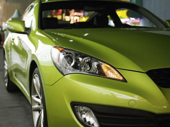Hyundai Genesis Coupe (2012)