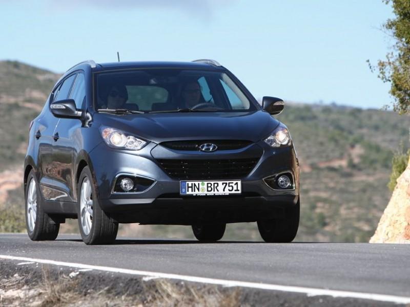 Hyundai ix35 (2012)