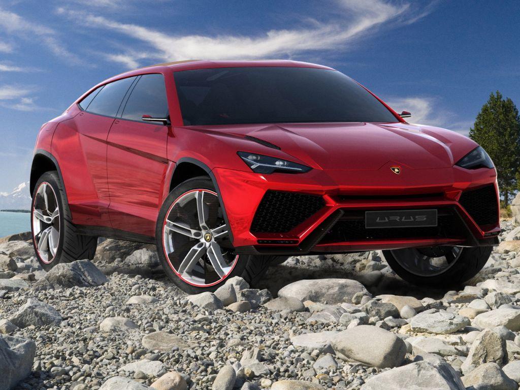 Lamborghini Urus (2012)
