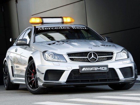 mercedes benz amg c63 black series dtm 2012 safety car img 1 596x447 - DTM 2012 Safety Car - Mercedes