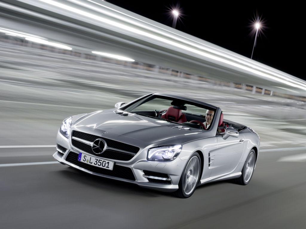 Mercedes Benz SL Preis
