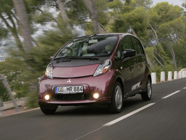 Elektroautos kaufen: Mitsubishi senkt den Preis für den i-MiEV