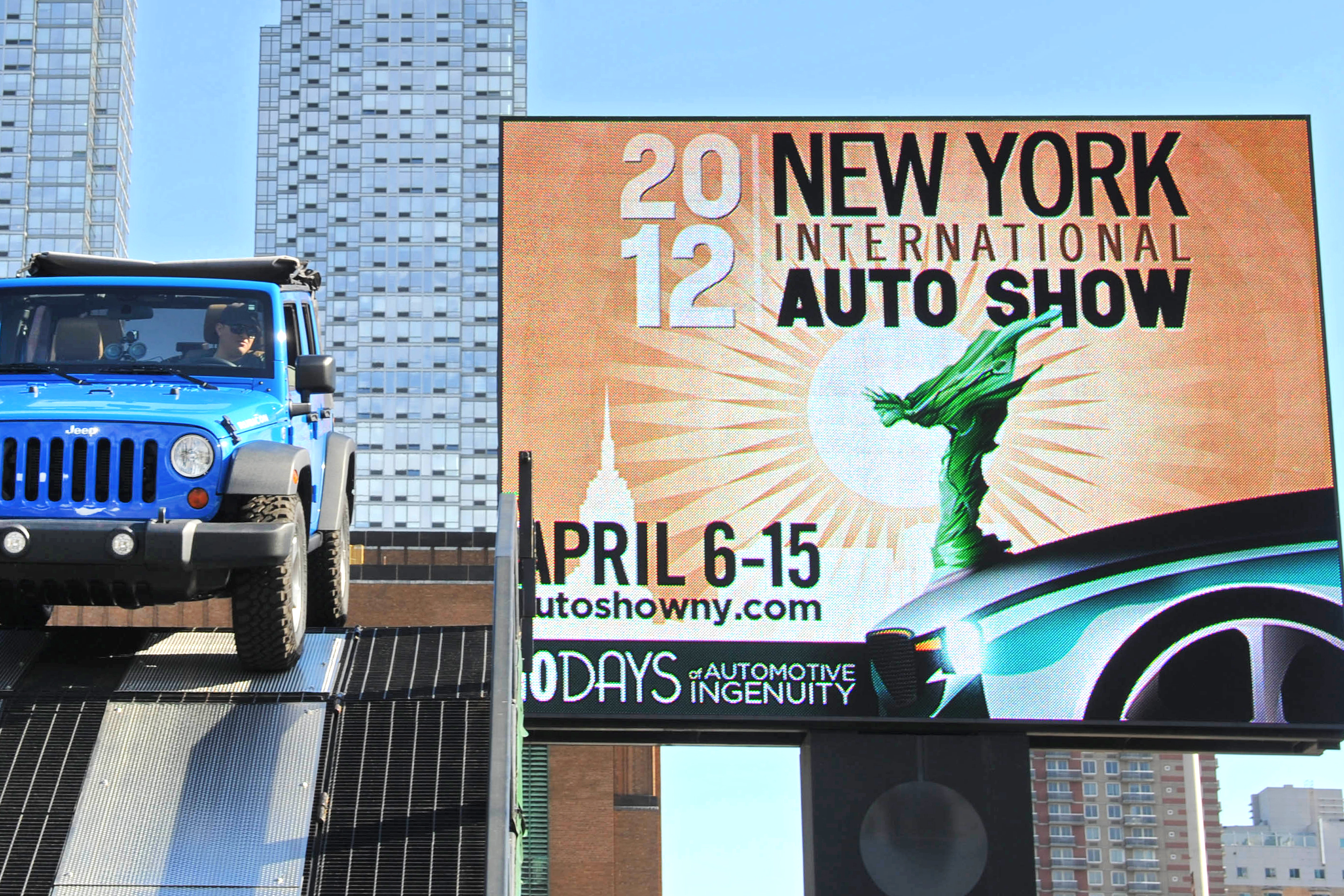 New York Autoshow: Das waren die Highlights