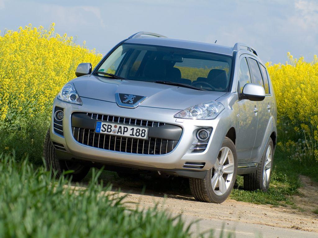 Peugeot 4007 (2012)