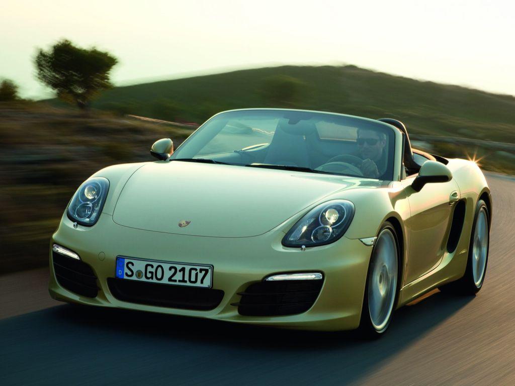 Porsche Boxster (2012)