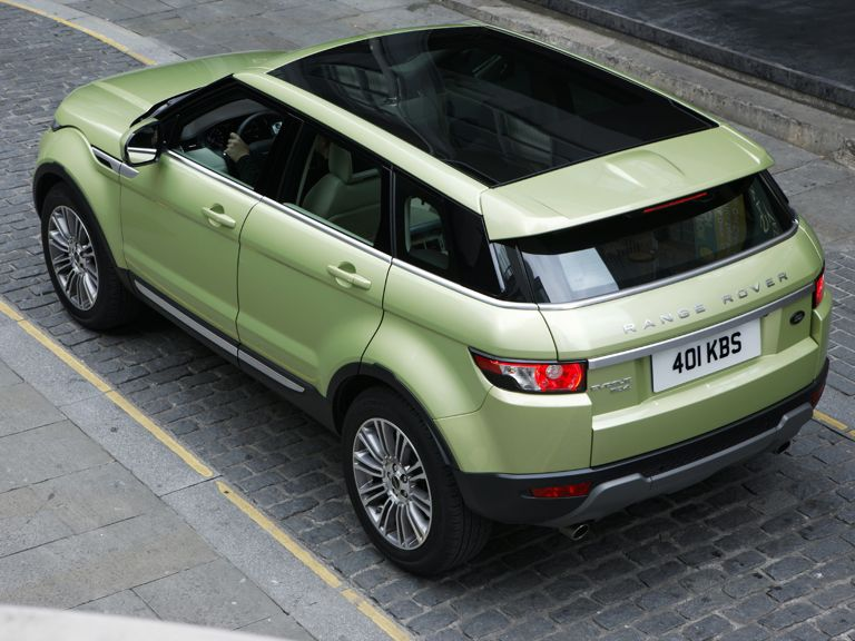 Limited Range Rover Evoque