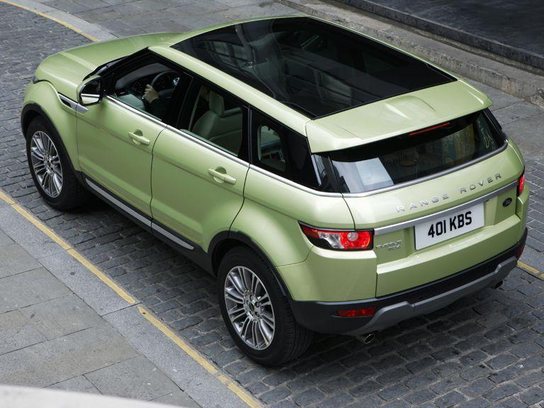 Limited Range Rover Evoque