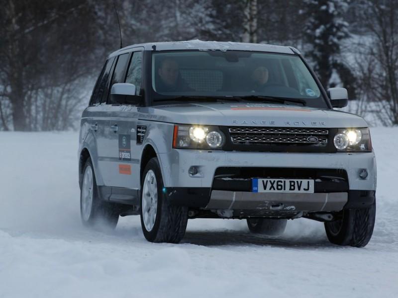 Land Rover Range Rover Sport (2012)