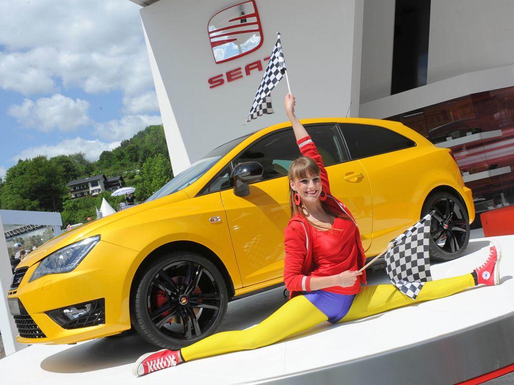 GTI Treffen 2012: Seat Ibiza Cupra Concept