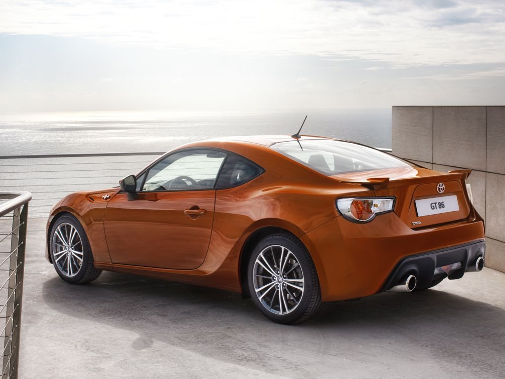 Toyota GT86 Video Fahrspaß pu