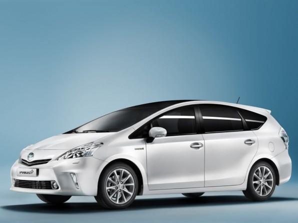 Toyota Prius+ (2012): Preis ab 29.900 Euro