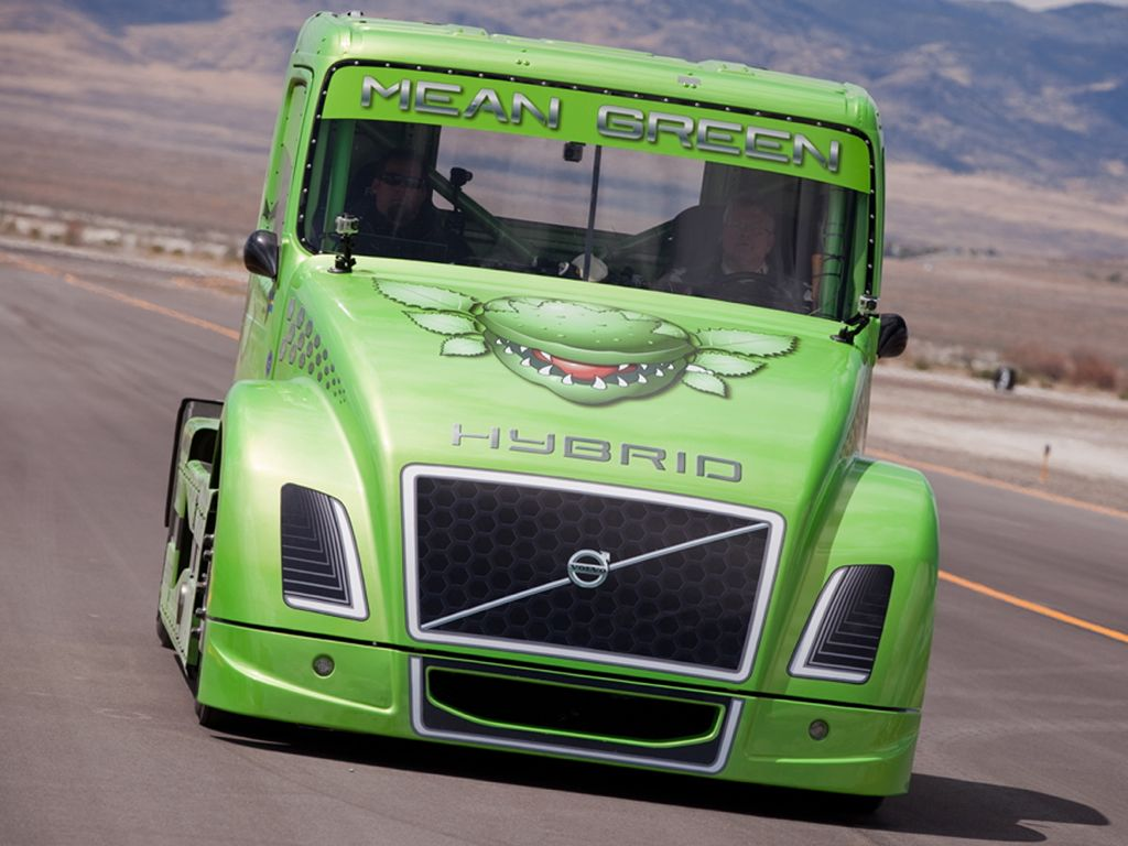 Volvo Mean Green (2012)