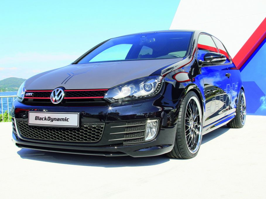 VW Golf Black Dynamic (2012)