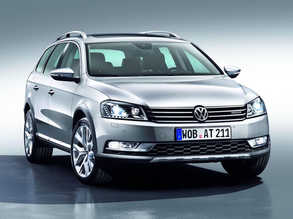 VW Passat Alltrack Preise und technische Daten