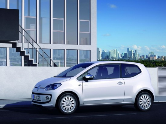 VW up Test