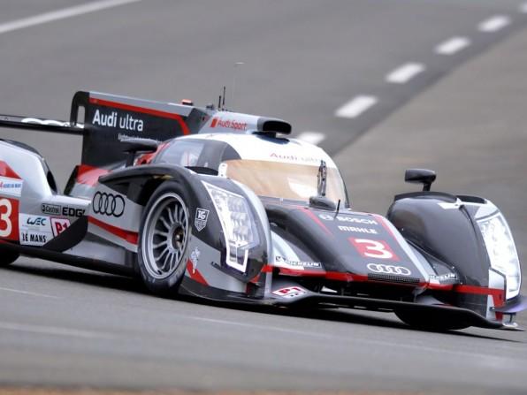 Le Mans 2012: Audi R18 e-Tron quattro erobert Pole Position