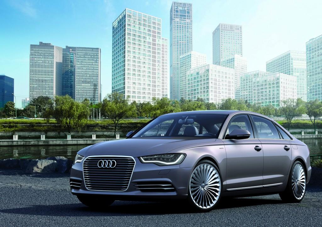 Audi A6 l -e-Tron (2012)