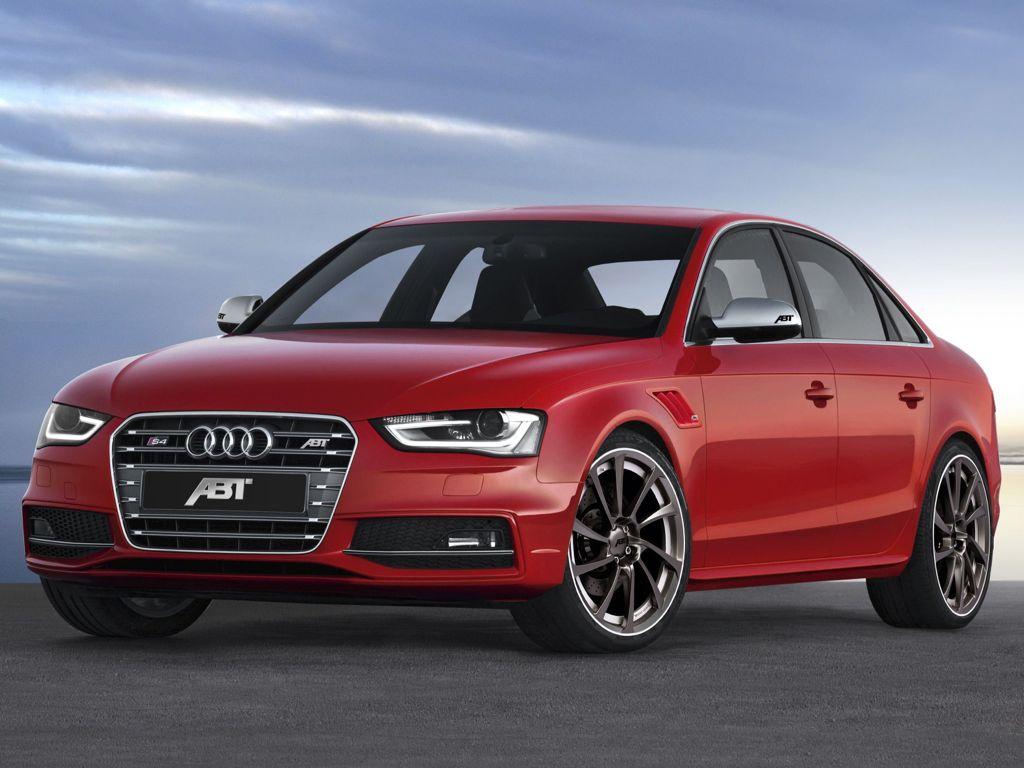 Audi ABT Sportsline S4