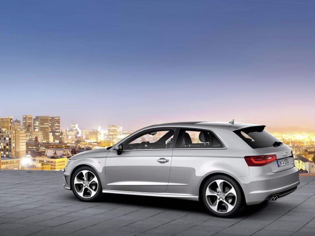Neuer Audi A3 (2013)