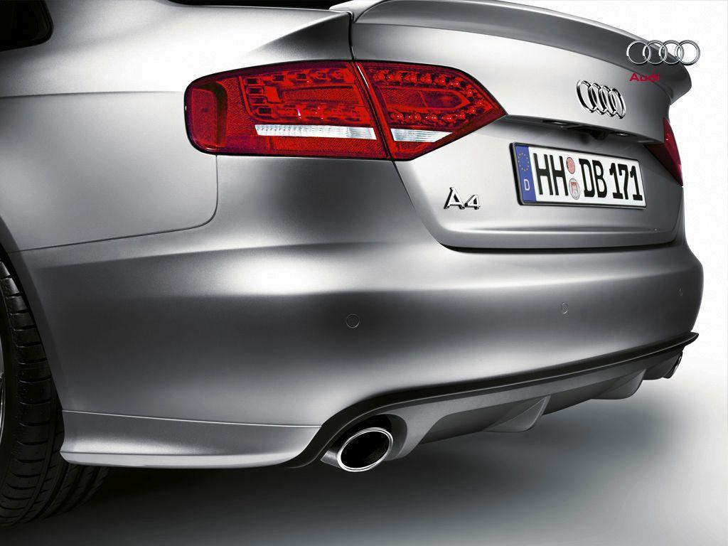 Test Audi A4