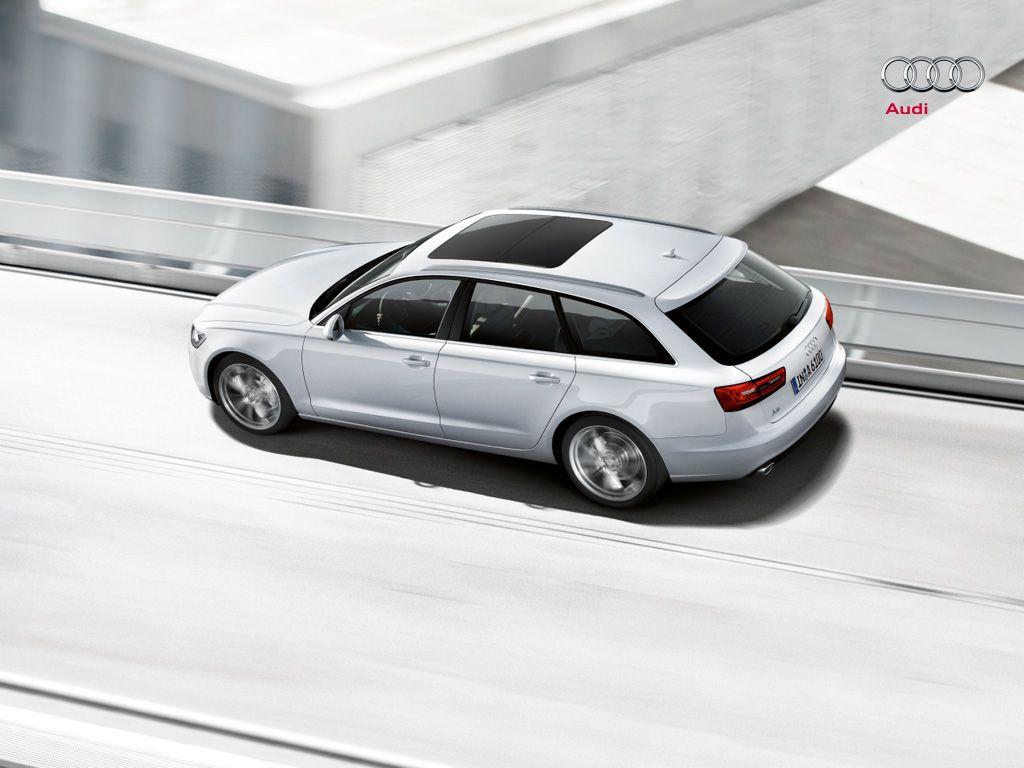 Audi A6 Avant Motoren und Preise