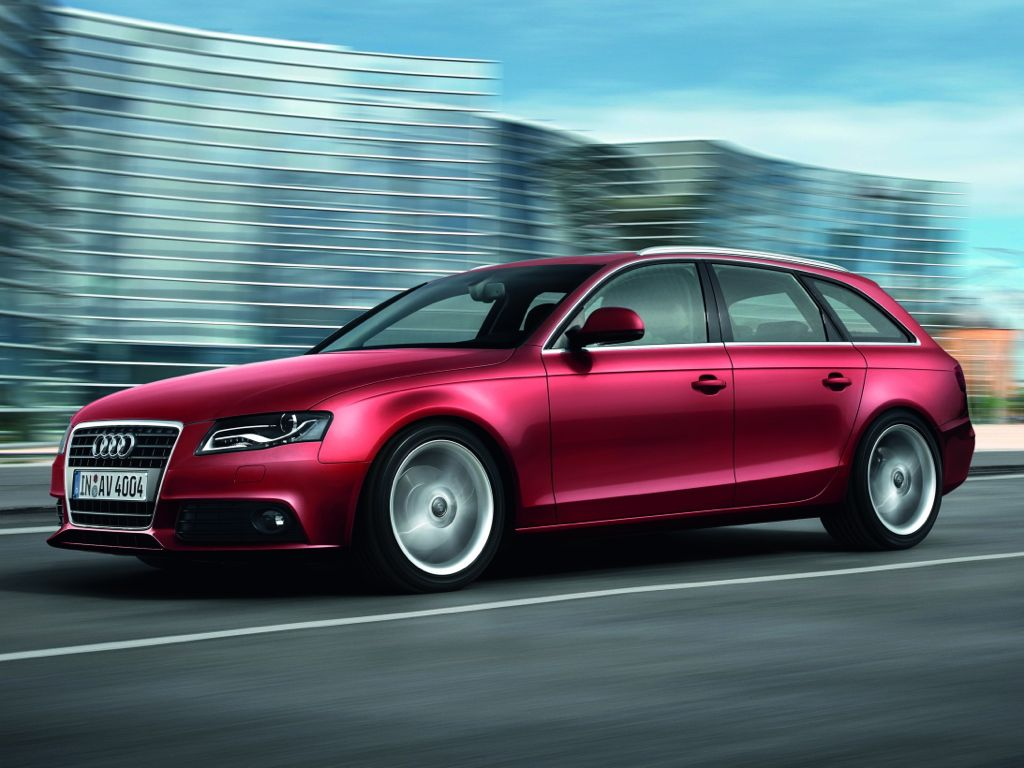 Neuer Audi A6 Avant (2012)