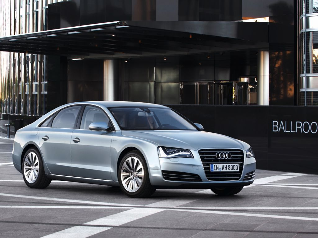 Audi A8 Hybrid: Video zum elektrifizierten Oberklassemodell