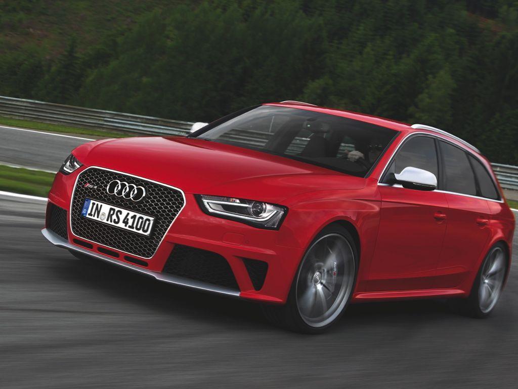 Audi RS4 technische Daten