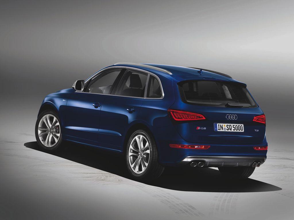 Audi SQ 5 (2012): Der stärkste Audi der Q5 Baureihe