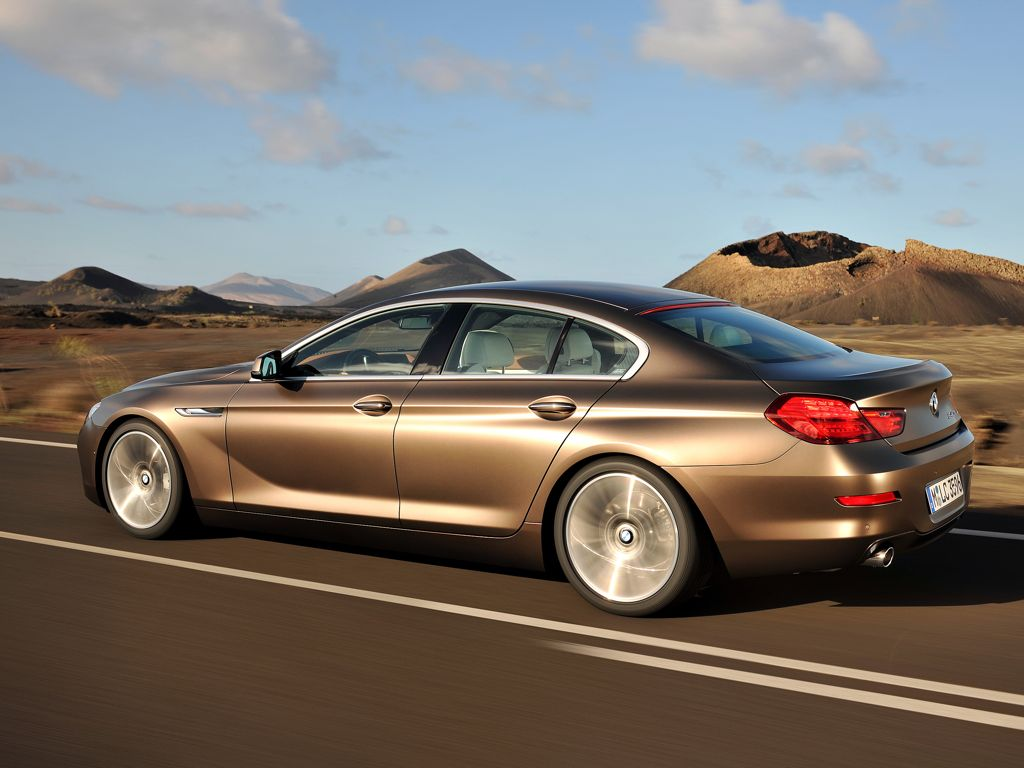 BMW 6er Gran Coupe (2012)