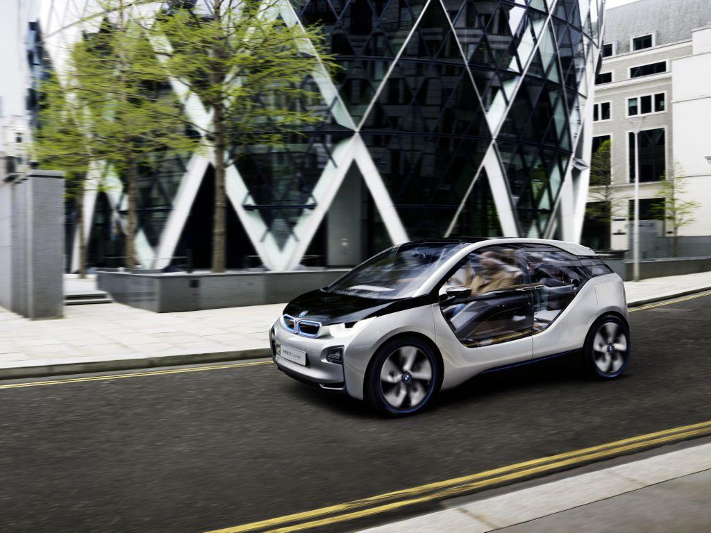 BMW i Store London