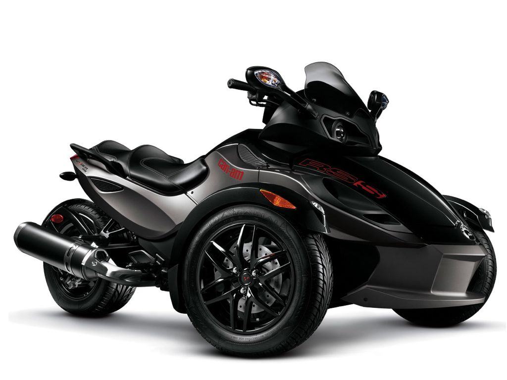 BRP Can-Am Spyder RS Roadster