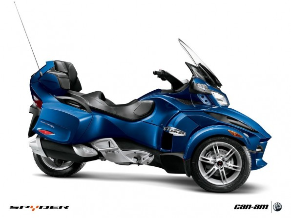 can am spyder rt roadster mj2012 img 08 596x447 - BRP Can-Am Spyder RT Roadster (2012)