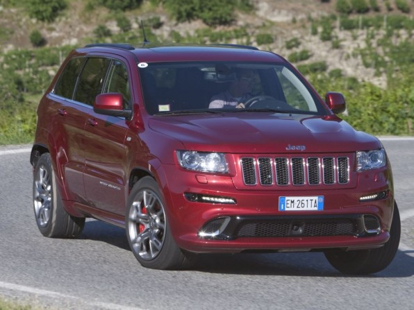 Jeep Grand Cherokee SRT (2012)